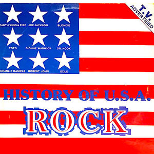 Various - History Of U.S.A. Rock  [USED]