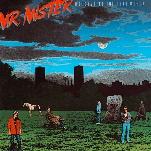 Mr. Mister - Welcome To The Real World  [USED]