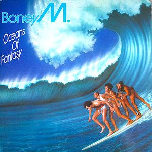 Boney M. - Oceans Of Fantasy  [USED]