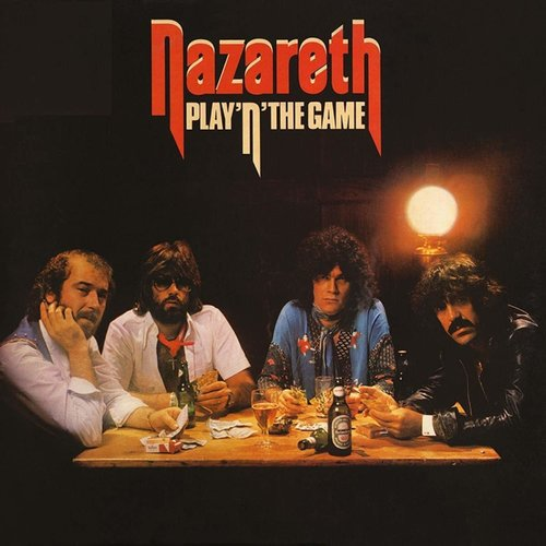 Nazareth - Play'n' The Game  [USED]