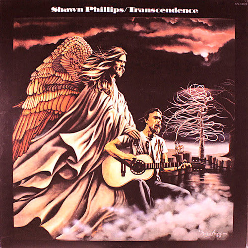 Shawn Phillips - Transcendence  [USED]