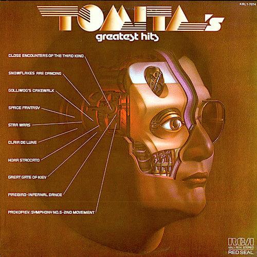 Tomita - Tomita's Greatest Hits  [USED]