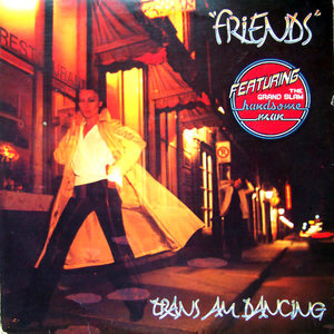Friends - Trans Am Dancing  [USED]