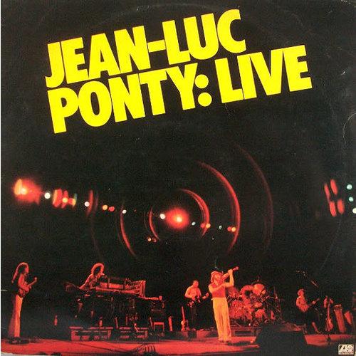 Jean-Luc Ponty - Live  [USED]