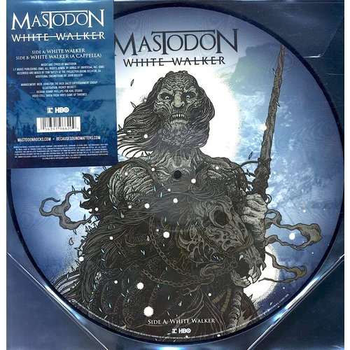 Mastodon - White Walker (Picture Disc) [USED]