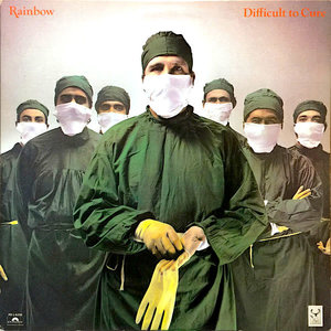 Rainbow - Difficult To Cure  [USED]