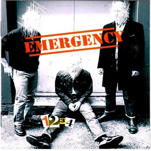 Emergency - 1234 (Limited Edition - Oxblood Coloured Vinyl) [NEW]