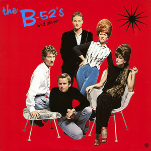 The B-52's - Wild Planet  [USED]