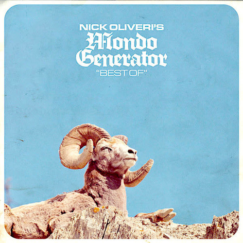 Mondo Generator - Best Of (Limited Edition - Clear Blue Vinyl) [USED]