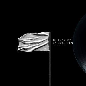 Nothing - Guilty Of Everything (Limited Edition - Reversed Flag Jacket) [USED]