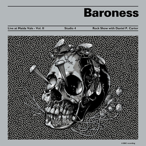 Baroness - Live At Maida Vale BBC - Vol. II (Limited Edition - Black/White Splatter) [USED]
