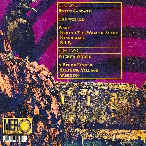 Zakk Sabbath - Vertigo (Limited Edition - Purple Vinyl) [USED]