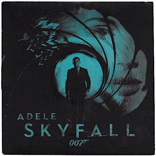 """Adele - Skyfall (7"""") [USED]"""