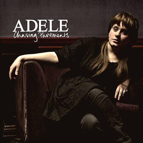 "Adele - Chasing Pavements (7"")[USAGÉ]"