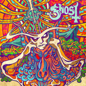 """Ghost - Seven Inches Of Satanic Panic (7"""" - Limited Edition) [USED]"""