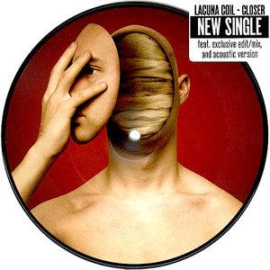 """Lacuna Coil - Closer (7"""" - Picture Disc)[USAGÉ]"""