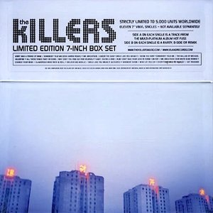 """The Killers - Hot Fuss (Limited Edition 7-Inch Box Set) (Limited Edition Numbered Boxset - 11 x 7"""") [USED]"""