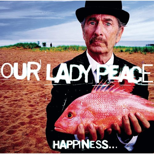Our Lady Peace - Happiness... Is Not A Fish That You Can Catch (Limited Edition - Smoke Vinyl) [USED]