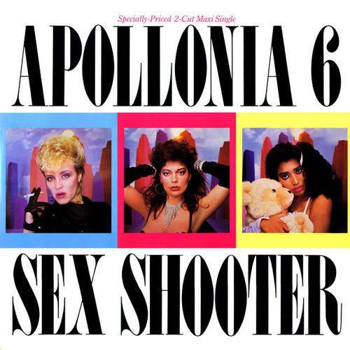 Apollonia 6 - Sex Shooter  [USED]