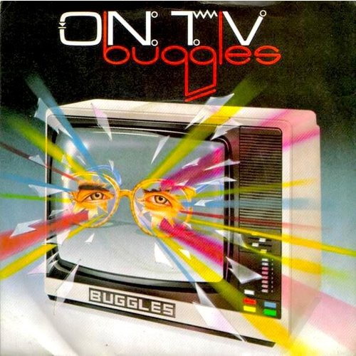 The Buggles - On T.V.  [USED]