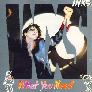 """INXS - What You Need (Extended Mix) (12"""") [USED]"""