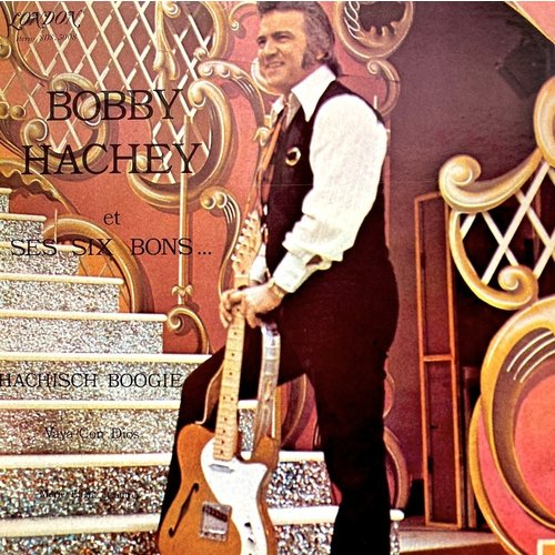 Bobby Hachey - Et Ses Six Bons...  [USED]