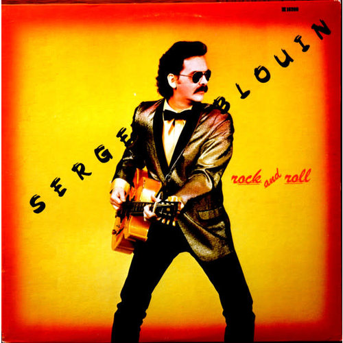 Serge Blouin - Rock And Roll  [USED]