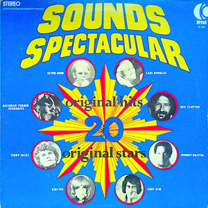 Various - Sounds Spectacular  [USED]