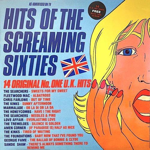 Various - Hits Of The Screaming Sixties 14 Original No One U.K. Hits  [USED]