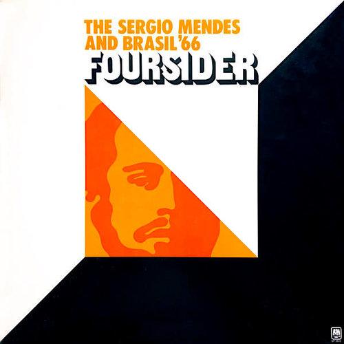 Sérgio Mendes & Brasil '66 - The Sergio Mendes And Brasil '66 Foursider (2LP) [USED]