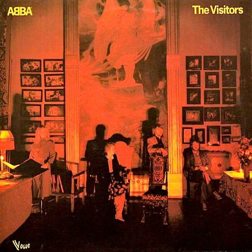 ABBA - The Visitors  [USED]
