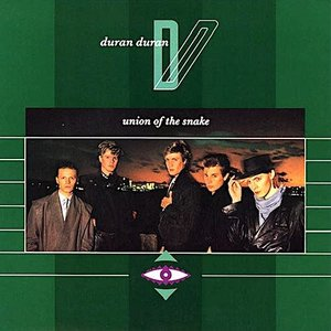 """Duran Duran - Union Of The Snake (12"""")"""