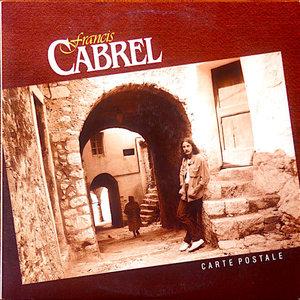 Francis Cabrel - Carte Postale  [USED]