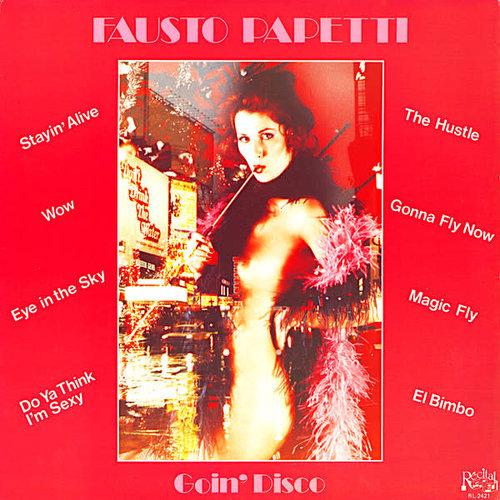 Fausto Papetti - Goin' Disco  [USED]