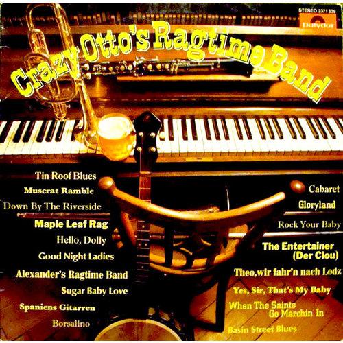 Crazy Otto's Ragtime Band - Crazy Otto's Ragtime Band  [USED]