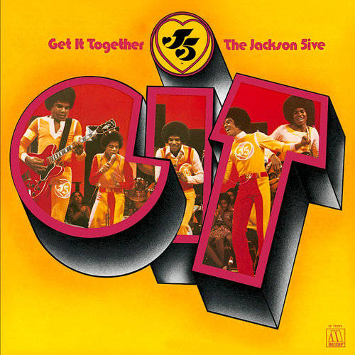 The Jackson 5 - Get It Together  [USED]
