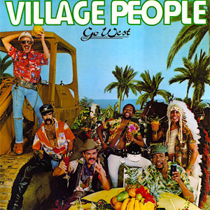 Village People - Go West  [USED]