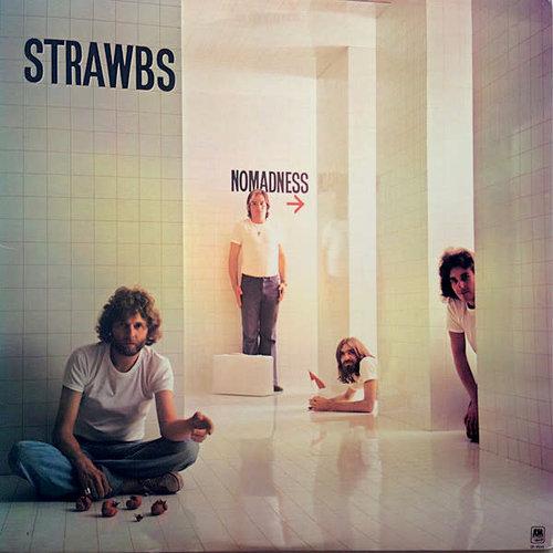 Strawbs - Nomadness  [USED]