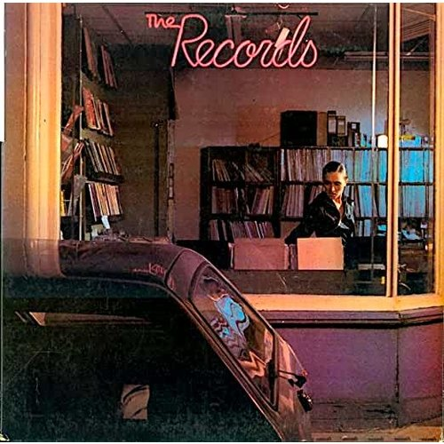 The Records - The Records  [USED]