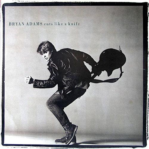 Bryan Adams - Cuts Like A Knife  [USED]