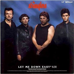 """The Stranglers - No Mercy / Let Me Down Easy (12"""") [USED]"""