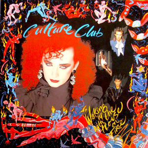 Culture Club - Waking Up With The House On Fire  [USED]
