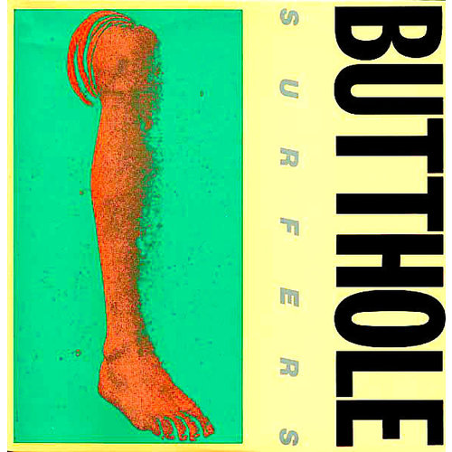 Butthole Surfers - Rembrandt Pussyhorse  [NEUF]