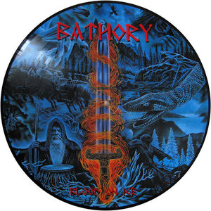 Bathory - Blood On Ice (Limited Edition - Picture Disc) [USED]