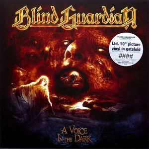 """Blind Guardian - A Voice In The Dark (Limited Edition Numbered 10"""" Picture Disc) [USED]"""