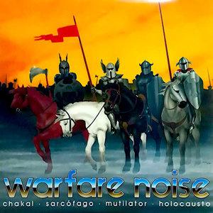 Various - Warfare Noise  [USED]