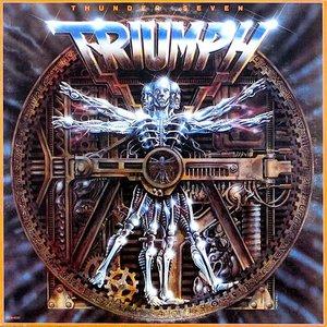 Triumph - Thunder Seven [USAGÉ]