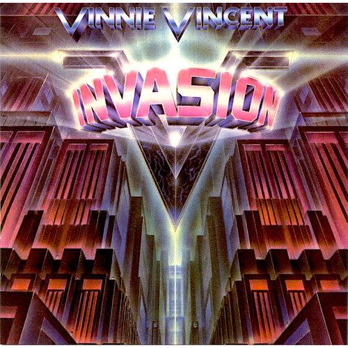 Vinnie Vincent Invasion - Vinnie Vincent Invasion [USAGÉ]