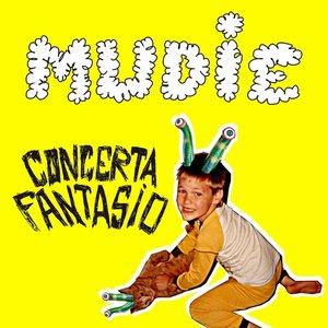 Hugo Mudie - Concerta Fantasio (Limited Edition - Yellow Vinyl) [NEUF]