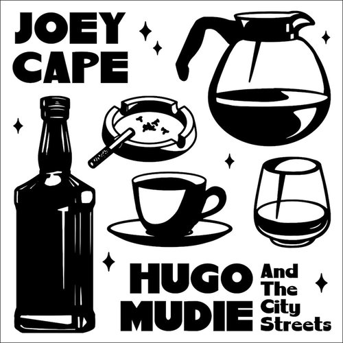 Joey Cape / Hugo Mudie And The City Streets - Joey Cape / Hugo Mudie And The City Streets (Limited Edition - Clear Pink And Blue Splatter) [NEUF]